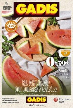 Catálogo Gadis en Ourense ( Publicado ayer )