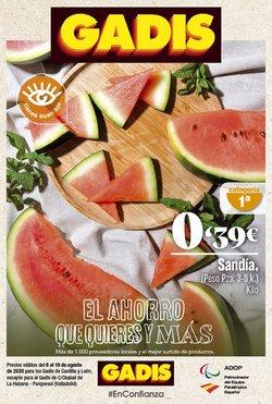 Catálogo Gadis en León ( 8 días más )