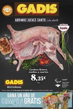 Catálogo Gadis ( Caducado)
