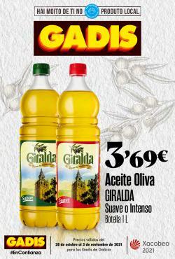 Ofertas de Gadis en el catálogo de Gadis ( Publicado hoy)