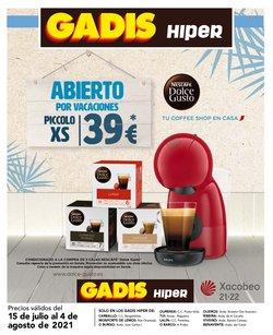 Catálogo Gadis ( 11 días más)