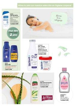 Ofertas de Body milk en Hiper Usera