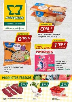 Catálogo Masymas ( 10 días más)
