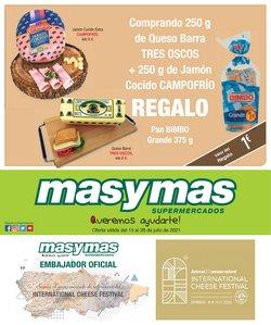 Catálogo Masymas ( 5 días más)