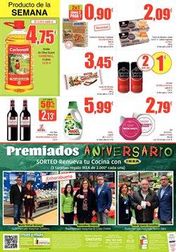 Ofertas de Ariel  en el folleto de Masymas en León