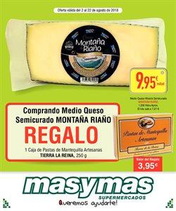 Ofertas de Masymas  en el folleto de Gijón