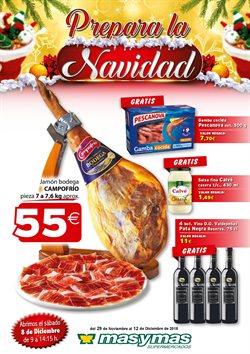 Ofertas de Masymas  en el folleto de Córdoba