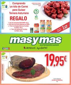 Ofertas de Masymas en el catálogo de Masymas ( 9 días más)