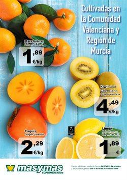 Ofertas de Masymas  en el folleto de Pilar de la Horadada