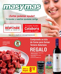 Catálogo Masymas ( Caduca mañana )