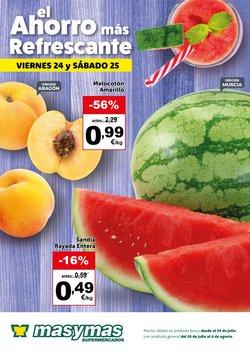 Catálogo Masymas en Xixona ( Caduca hoy )