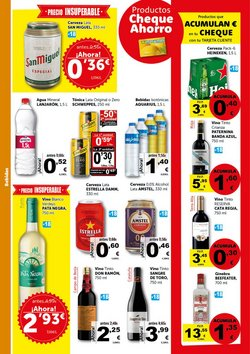 Ofertas de Heineken en Masymas