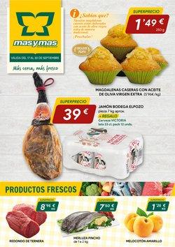 Catálogo Masymas en Córdoba ( 2 días más )