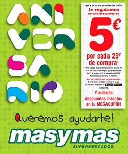 Catálogo Masymas en Llanes ( Caduca hoy )