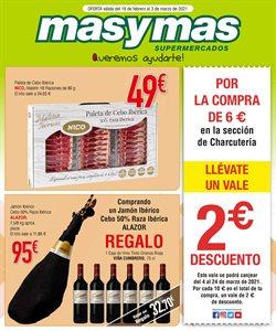 Catálogo Masymas ( 6 días más)
