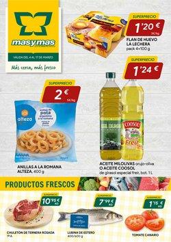 Catálogo Masymas ( 9 días más)