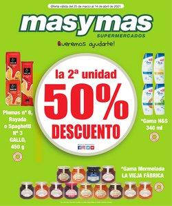 Catálogo Masymas ( 3 días más)