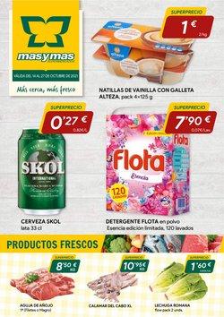 Ofertas de Masymas en el catálogo de Masymas ( Publicado ayer)