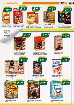 Ofertas de Nescafé en el catálogo de Masymas ( Caduca hoy)