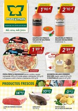 Ofertas de Masymas en el catálogo de Masymas ( 4 días más)
