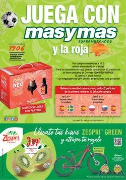 Catálogo Masymas ( Caduca hoy)