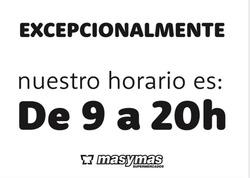 Cupón Masymas en Borriana ( 7 días más )