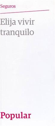 Ofertas de Bancos y seguros  en el folleto de Banco Popular en Madrid
