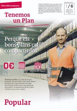 Ofertas de Bancos y seguros  en el folleto de Banco Popular en Barcelona