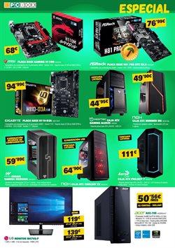 Ofertas de Acer  en el folleto de PCBox en Bilbao