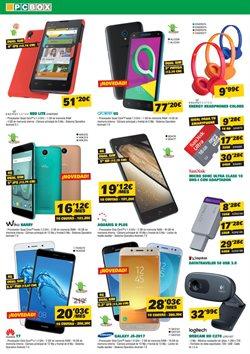 Ofertas de Huawei  en el folleto de PCBox en Madrid