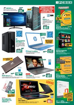 Ofertas de Antivirus  en el folleto de PCBox en Madrid