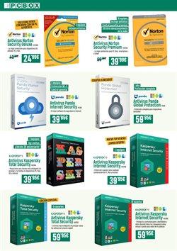 Ofertas de Antivirus  en el folleto de PCBox en León