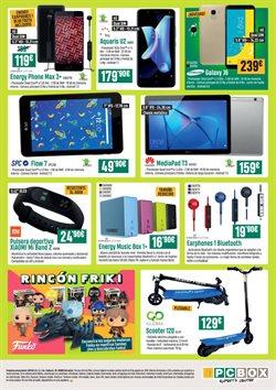 Ofertas de Xiaomi  en el folleto de PCBox en León