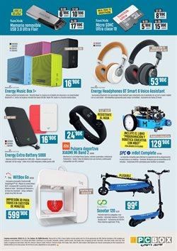 Ofertas de Auriculares bluetooth  en el folleto de PCBox en Dos Hermanas