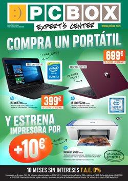 Ofertas de PCBox  en el folleto de Cádiz