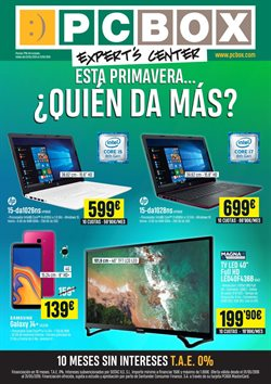 Ofertas de PCBox  en el folleto de Madrid