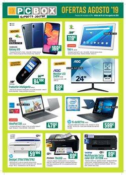 Ofertas de PCBox  en el folleto de Sabadell