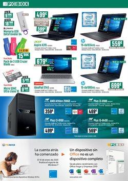 Ofertas de PCBox  en el folleto de Sevilla