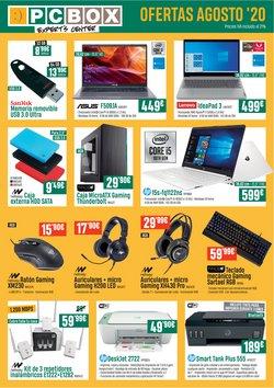 Catálogo PCBox en Murcia ( 17 días más )