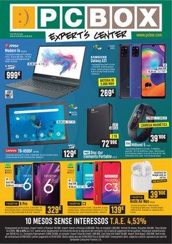 Catálogo PCBox en Lleida ( 2 días más )