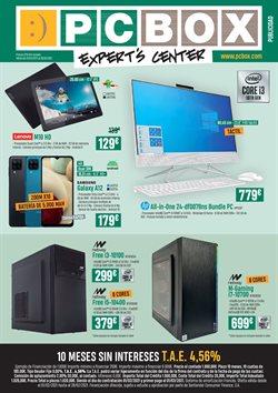 Catálogo PCBox ( 4 días más)