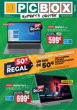 Ofertas de PCBox en el catálogo de PCBox ( 29 días más)