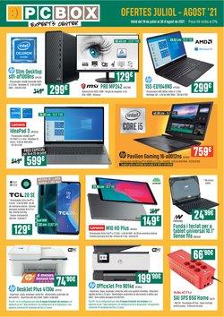 Catálogo PCBox ( Más de un mes)