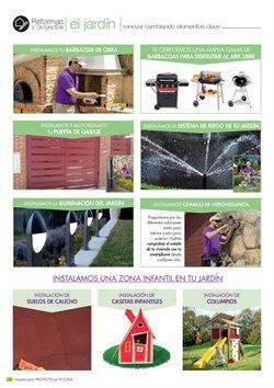 Ofertas de Barbacoas  en el folleto de BriCor en Madrid