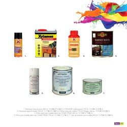 Ofertas de Productos para la madera  en el folleto de BriCor en León