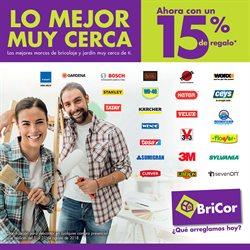 Ofertas de Jardín y bricolaje  en el folleto de BriCor en Cartagena
