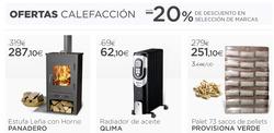 Ofertas de BriCor  en el folleto de Bilbao