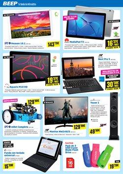Ofertas de Huawei  en el folleto de Beep en Madrid