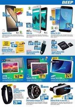 Ofertas de Televisores  en el folleto de Beep en Palamos