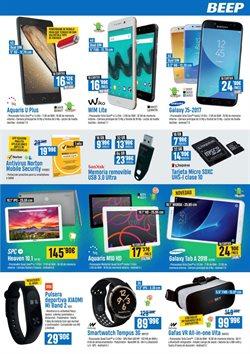 Ofertas de Televisores  en el folleto de Beep en Ávila